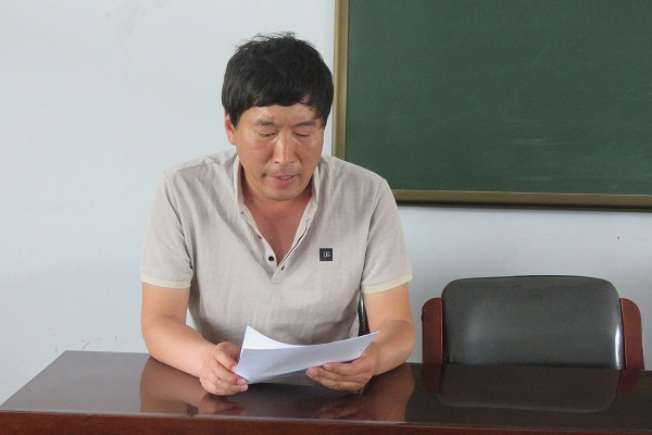 [卢店]卢店镇召开小报教学工作推进_阶段时讯_dfedu学校初中班级图片
