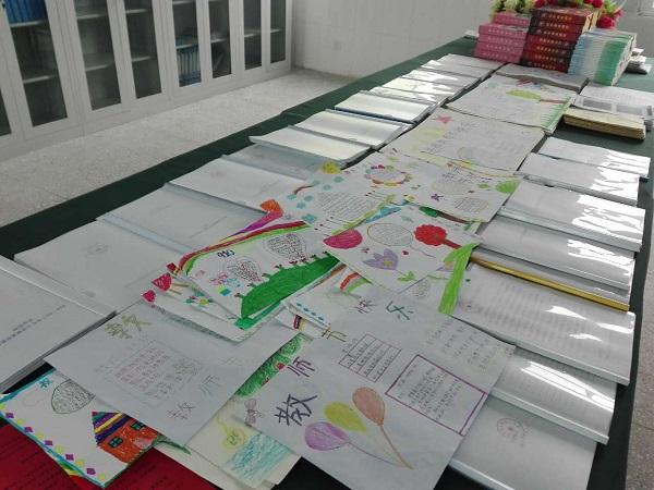 [教师节特辑]浓浓尊师意 深深爱生情 ——宣化镇第二小学庆祝教师节